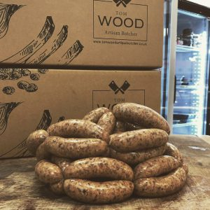 Treacle sausage