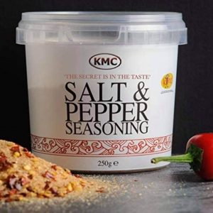 SALT & PEPPER SEASONING