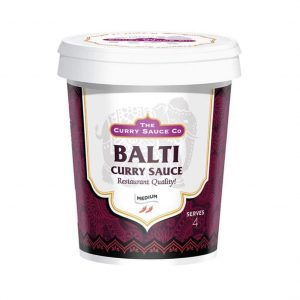 Balti Curry Sauce